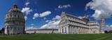 Piza - Piazza dei Miracoli [Platz der Wunder]