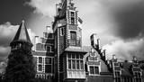 An old building in Antwerp