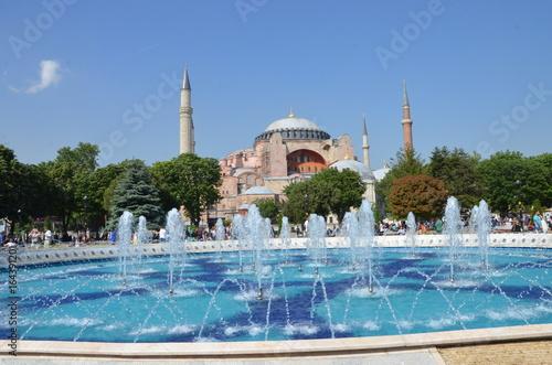 Sainte Sophie Turquie Istanbul