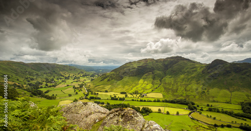 Langdale Fell, Cumbria, UK