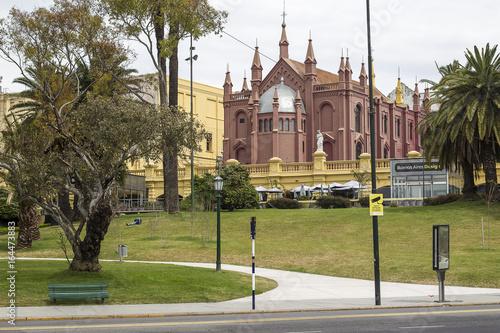 Papiers peints Buenos Aires Centro Cultural Recoleta Edificio Histórico Buenos Aires Argentina