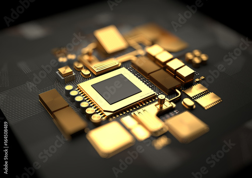 Gold Standard CPU Motherboard