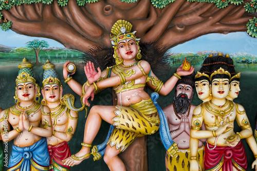 Sri Mahamariamman Temple Kuala Lumpur Malaysia Poster
