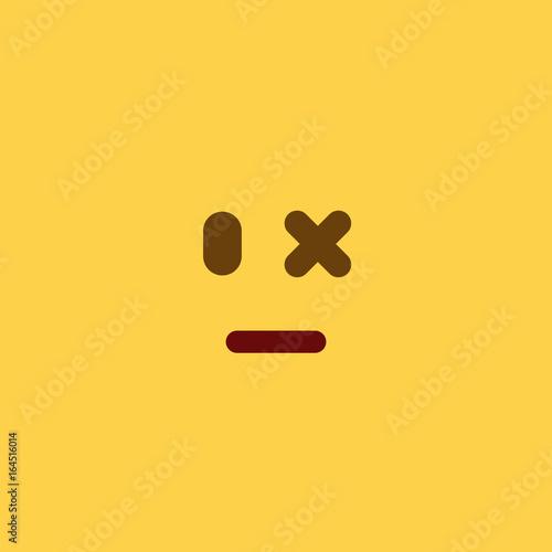 Emoji Tile Injured