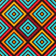 Colorful geometric seamless pattern. Abstract modern style - 164553609