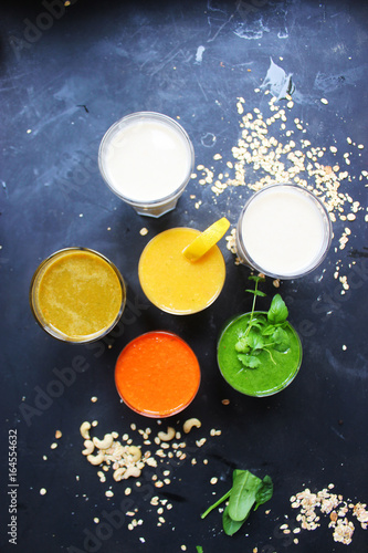 smoothies - 164554632