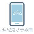 Internet technologies icon