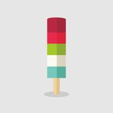 ice cream lollipop - 164616816