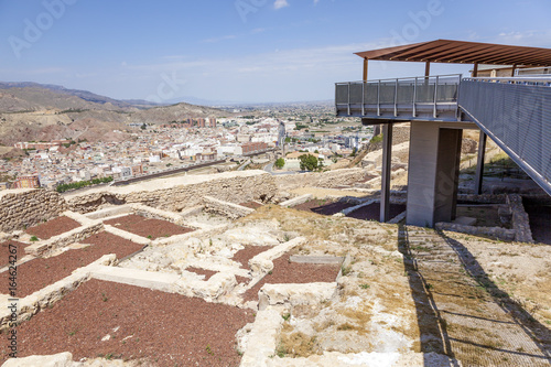 City of Lorca, Murcia province, Spain