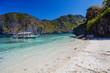 Quadro Tropical beach, El-Nido, Philippines