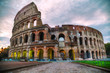 Quadro The Colosseum in Rome in the morning