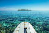 paddle board in tikehau - 164713854