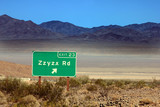Zzyzx is the last word in the dictionary - 164716008