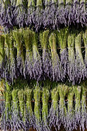 Aluminium Lavendel Bouquets de lavande