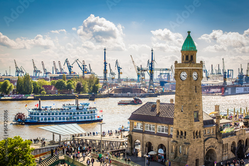 Hamburg - Germany - 164720886