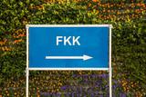 Schild 193 - FKK