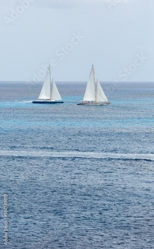 Sail Boat - 164749819