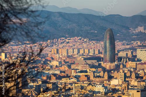 Barcelona city