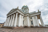 Katedra w Helsinkach jest fińską katedrą ewangelicką luterańską diecezji Helsińskiej
