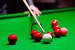 Snooker detail