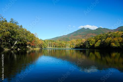 北海道・秋の知床五湖