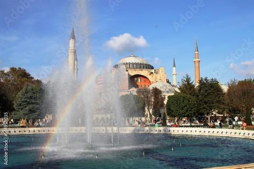 Sainte Sophie - Istanbul - Turquie