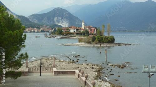 Papiers peints Nautique motorise Lago maggiore