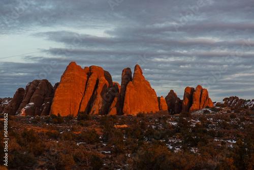 Moab Fiery Furnace