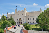 Castle in Lublin, Poland - 164988878