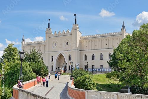 Castle in Lublin, Poland