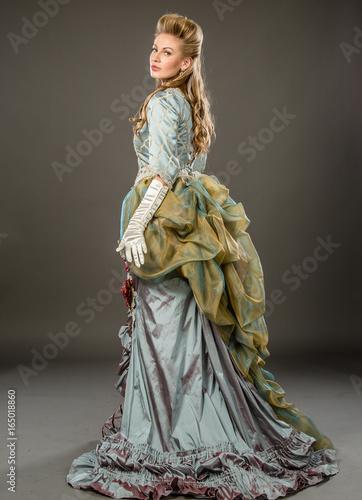 Plakat Victorian Lady