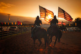 American State Fair with Girls on Horseback - 165037025