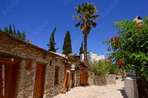 The Old Datca, MUGLA, TURKEY.