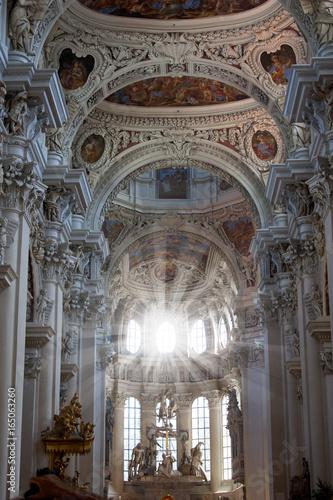 Poster Katholische Kirche in Passau