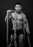 Asian fit model
