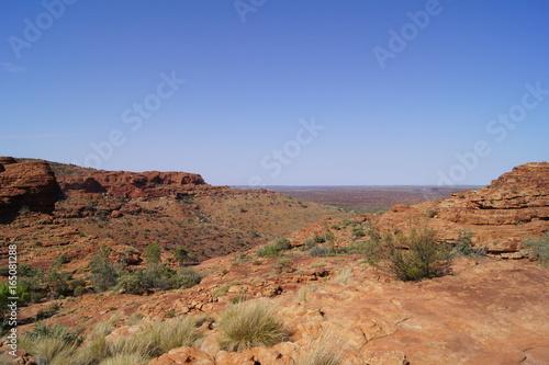 King's Canyon en Australie