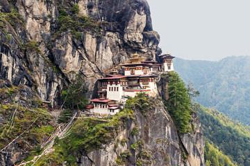 Taktshang Goemba - Tiger's Nest Monastery