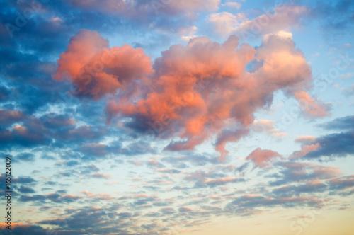sunset skys