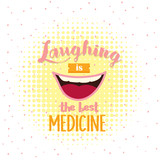 laughing is the best...