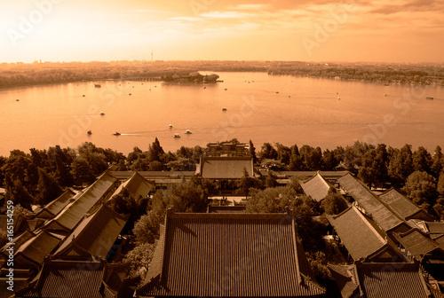 Foto op Plexiglas Peking Palazzo d'estate