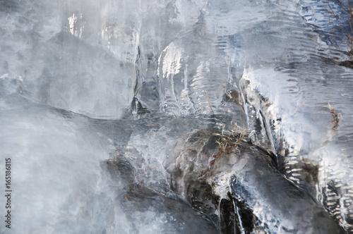 Foto Murales Parede de gelo