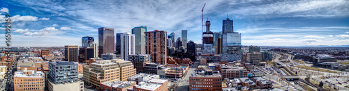 Downtown Denver Pano Southeast - 165192859