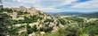 Città in collina con paesaggio mozzafiato - 165209423