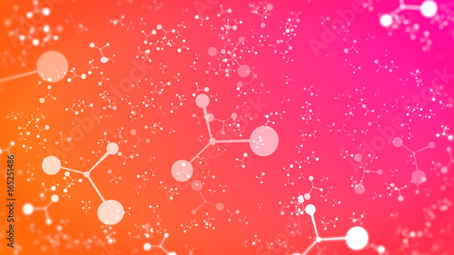Abstract Atom background