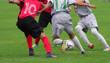 Quadro サッカー フットボール