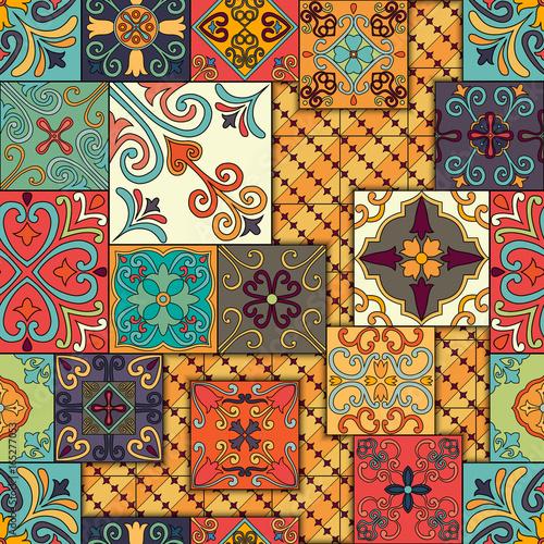 bezszwowy-wzor-z-portuguese-taflami-w-talavera-stylu-azulejo-marokanskie-meksykanskie-ozdoby