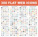 Flat Web Icons - 165302851