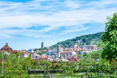 Zürich - Schweiz - Panorama - Stadt - Europa