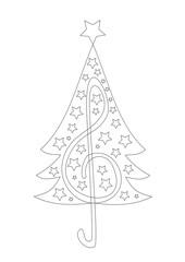 Choinka, Boże Narodzenie