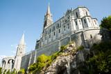 Our Lady of Lourdes Sanctuary Basilica - France - 165367843